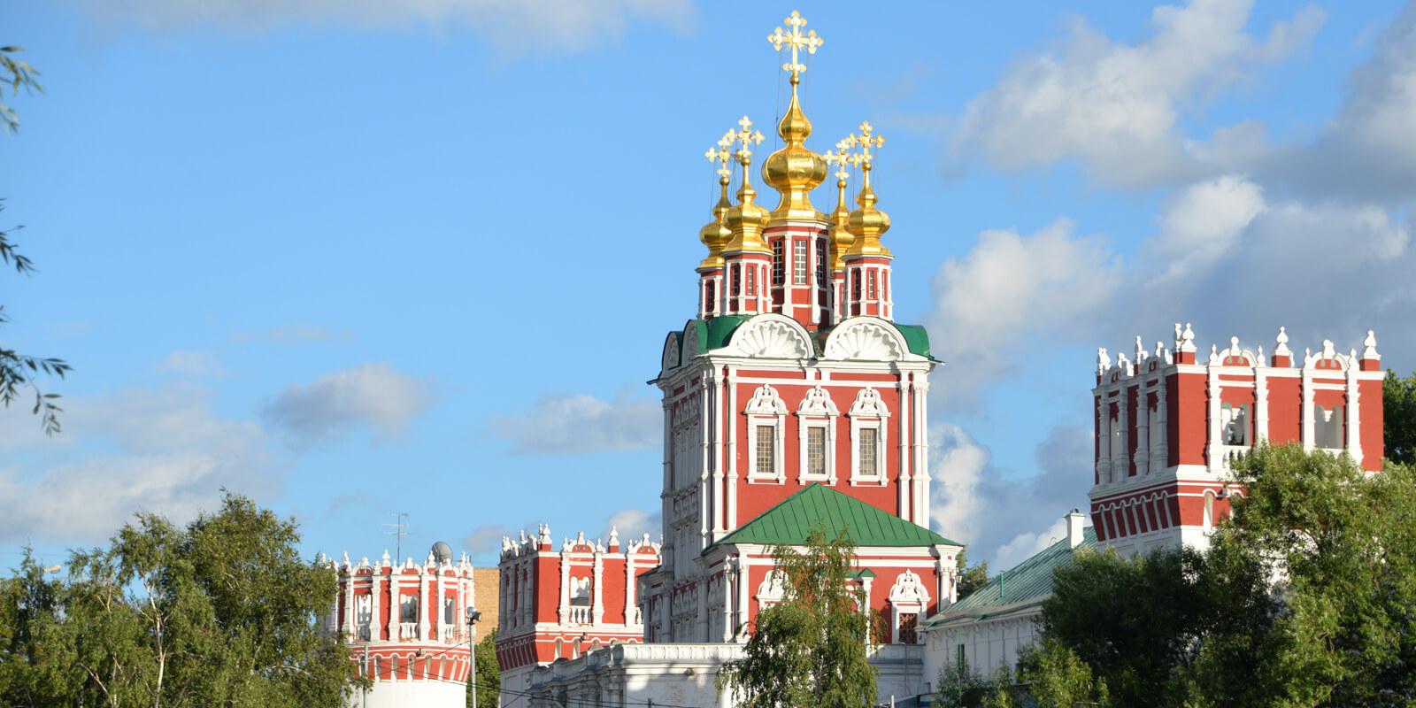 Окрестности новодевичьего монастыря фото 5